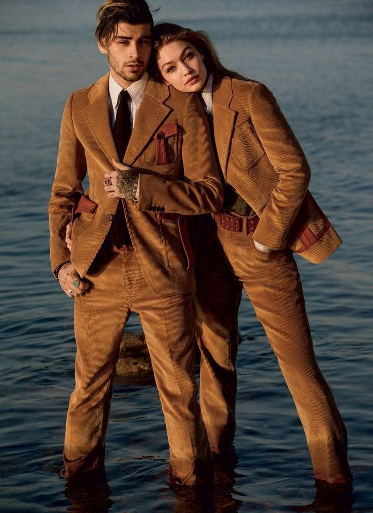 Zayn Malik y Gigi Hadid son tu opción perfecta en Halloween