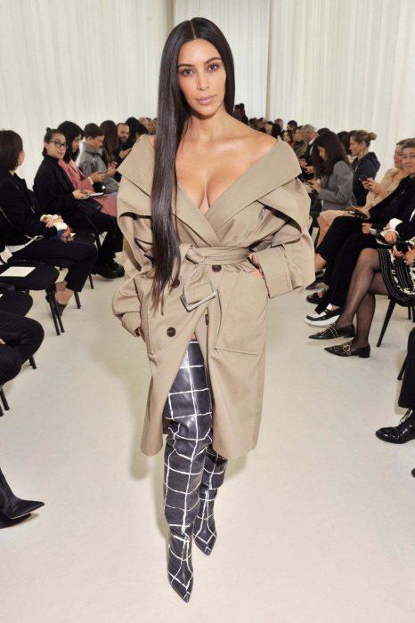 Evolución de estilo de Kim Kardashian