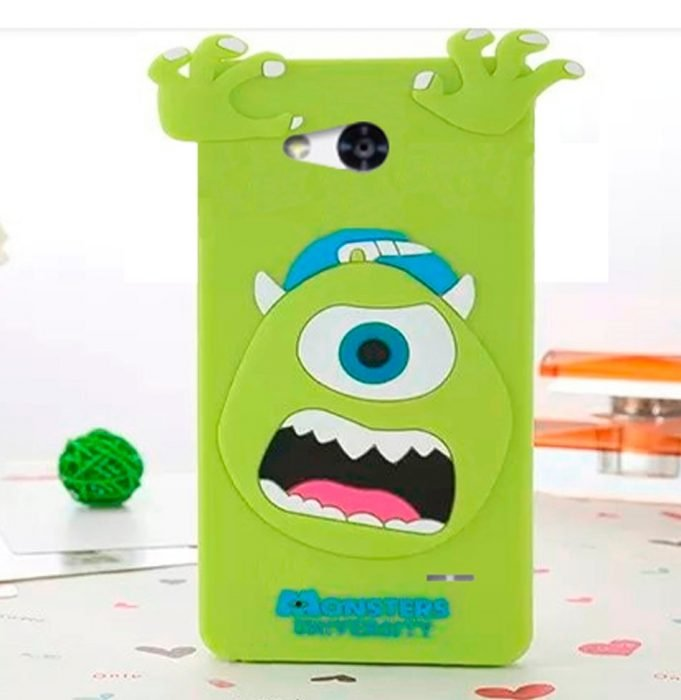 caratula de celular de monster inc