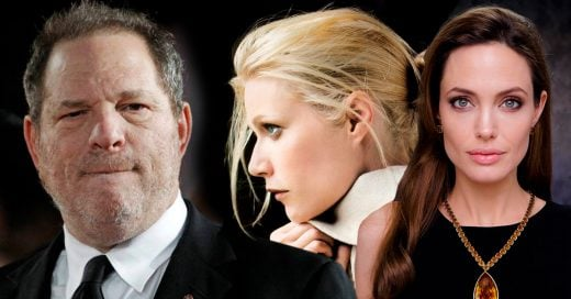 Gwyneth Paltrow y Angelina Jolie acusan a Harvey Weinstein por acoso sexual