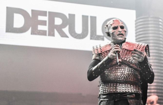 Jason Derulo como Night King
