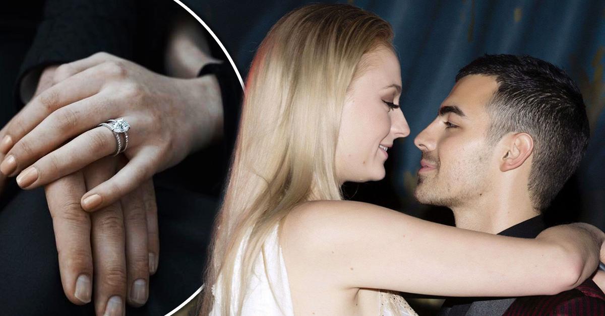 Joe Jonas y Sophie Turner están comprometidos