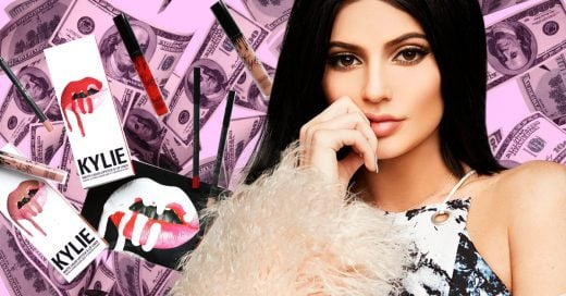 Kylie Jenner es la más exitosa de su familia gracias a sus productos de belleza