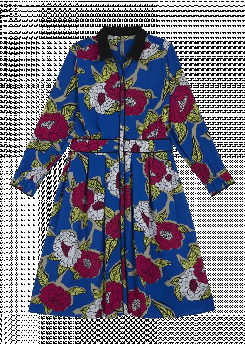 Vestido diseñado por Melissa McCarty