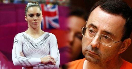 La gimnastaMcKayla Maroney se une al #YoTambién y revela los abusos que sufrió