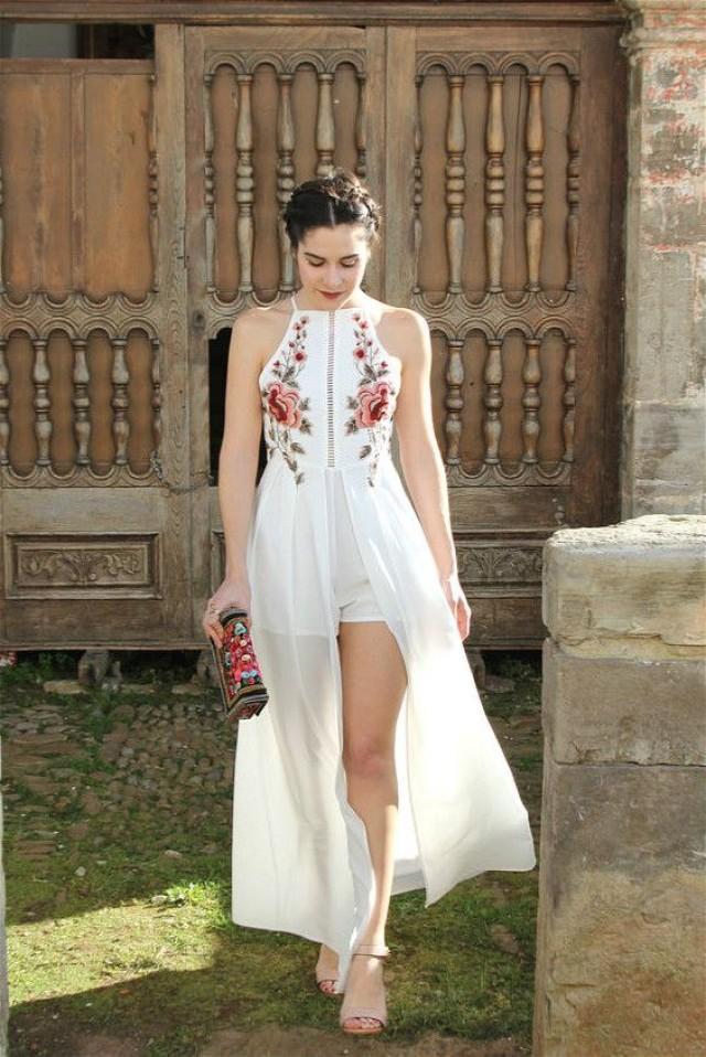 Bordados para vestidos de novia