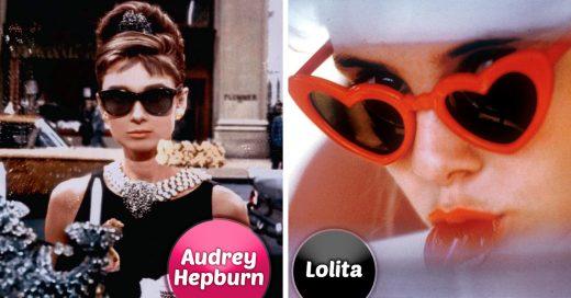 Los lentes de sol más icónicos de todos los tiempos