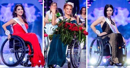 Miss Mundo en sillas de ruedas, el concurso que nos ha hecho reconocer la belleza interior