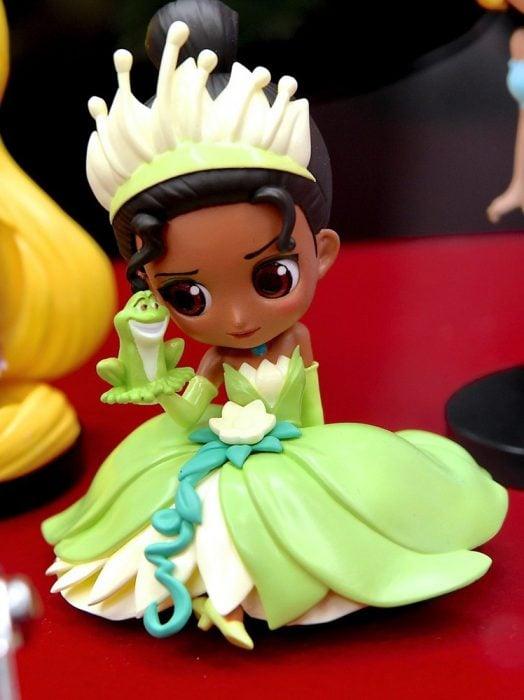Muñeca de la princesa Tiana
