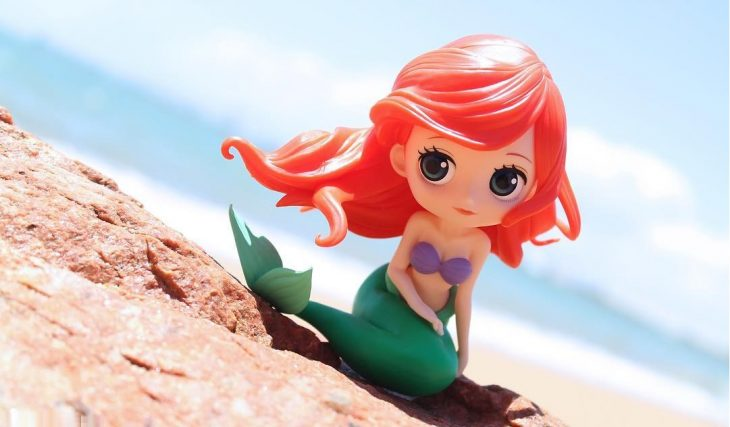 Muñeca de la princesa Ariel