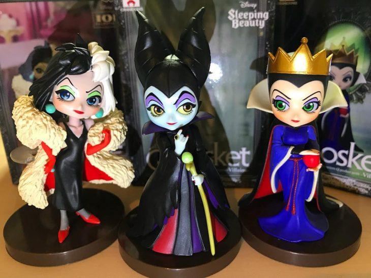 Muñeca de las villanas de Disney