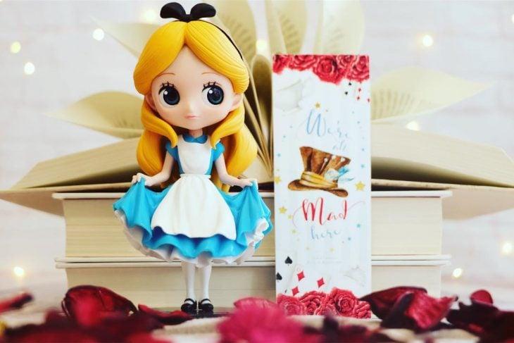 Muñeca de la princesa Alicia