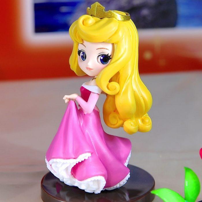 Muñeca de la princesa aurora