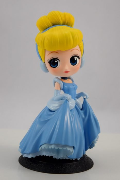 Muñeca de la princesa cenicienta
