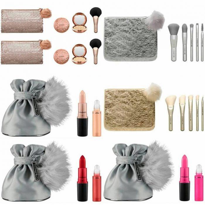 Brochas de la nueva colección de Mac cosmetics