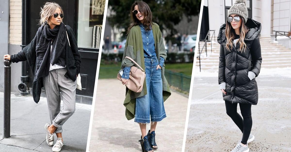 15 Outfits perfectos para proteger del fru00edo pero con estilo