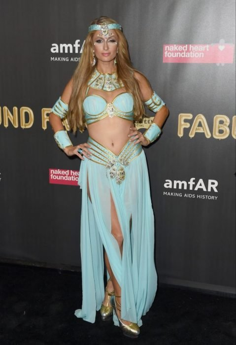 Paris Hilton Princess Jasmine