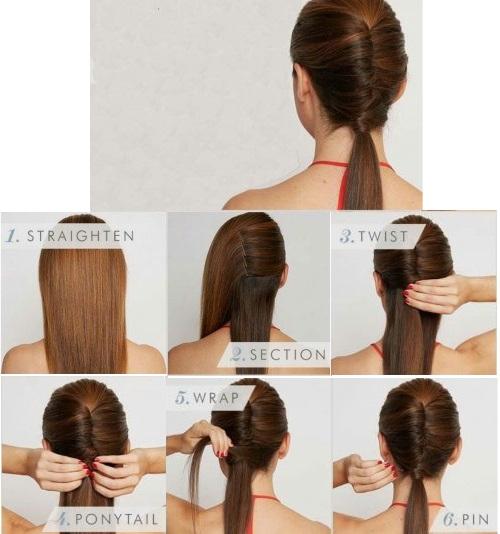 peinado se ponytail