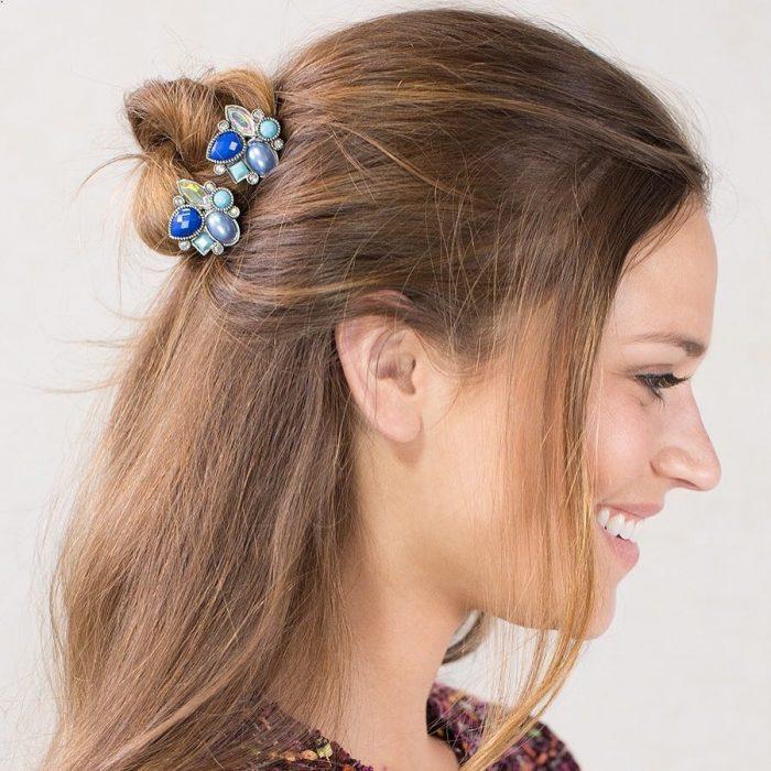 Tutorial de peinados que puedes hacer de manera rápida