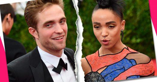 "Robert Pattinson se separa de su prometida ""FKA Twigs"""
