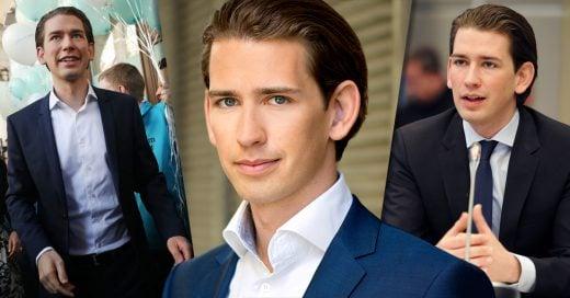 Sebastian Kurz, el futuro canciller de Austria no está nada mal