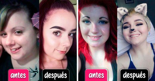 Chicas que transformaron sus cejas y ahora son irreconocibles