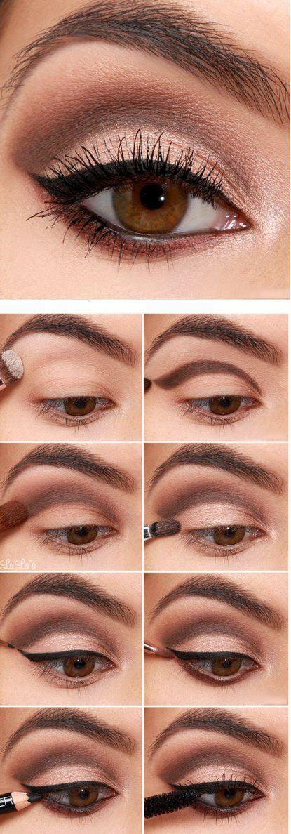 hay un tono de sombras adecuadas para el color de tus ojos