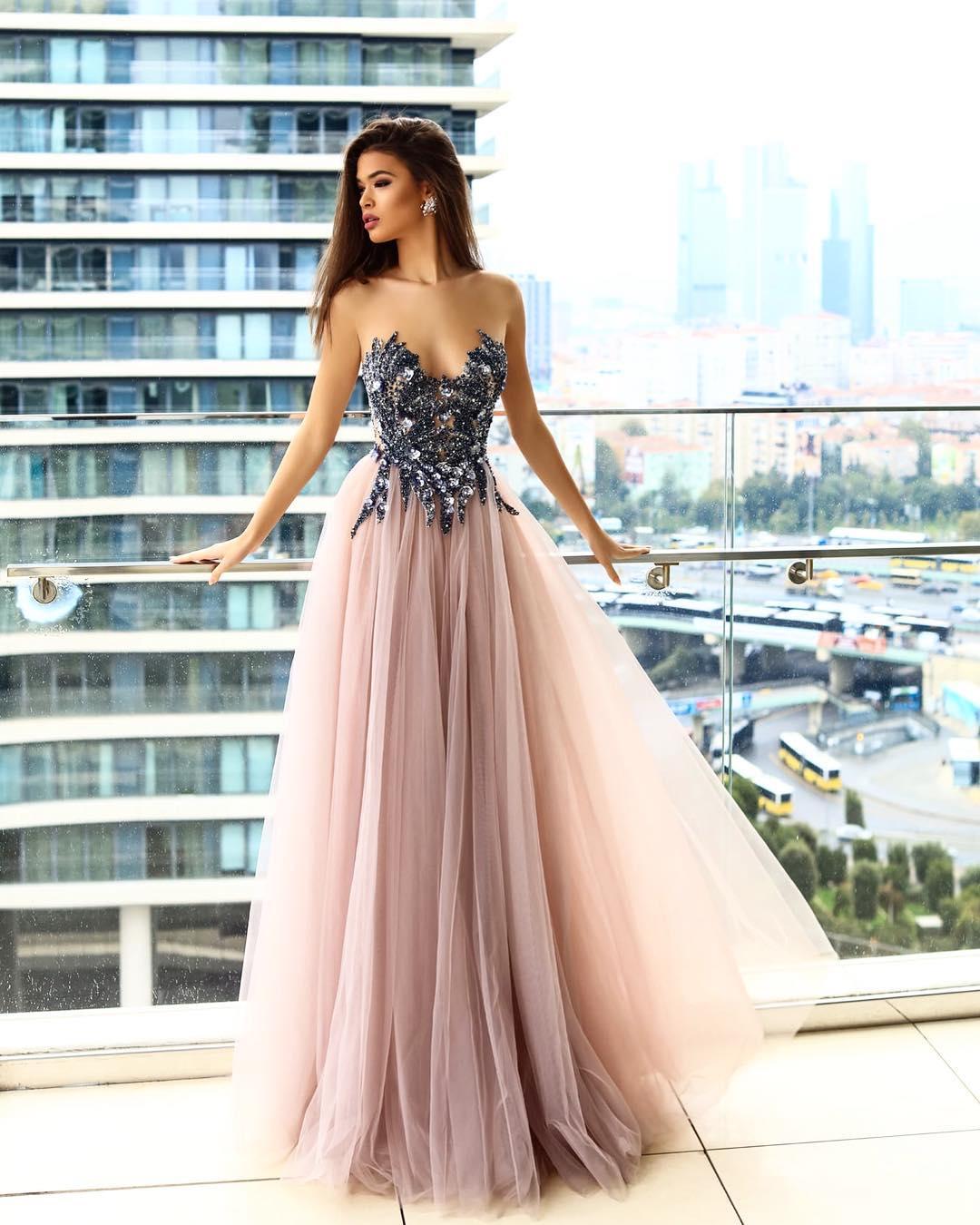 Vestidos Casuales Modernos 2019