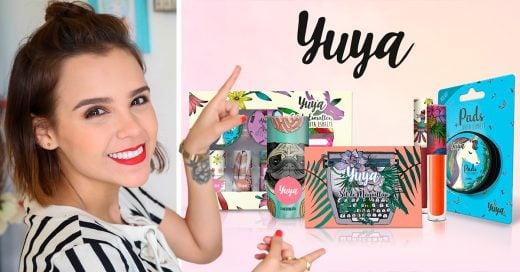 Yuya acaba de lanzar su línea de maquillaje y estamos enamoradas de ella