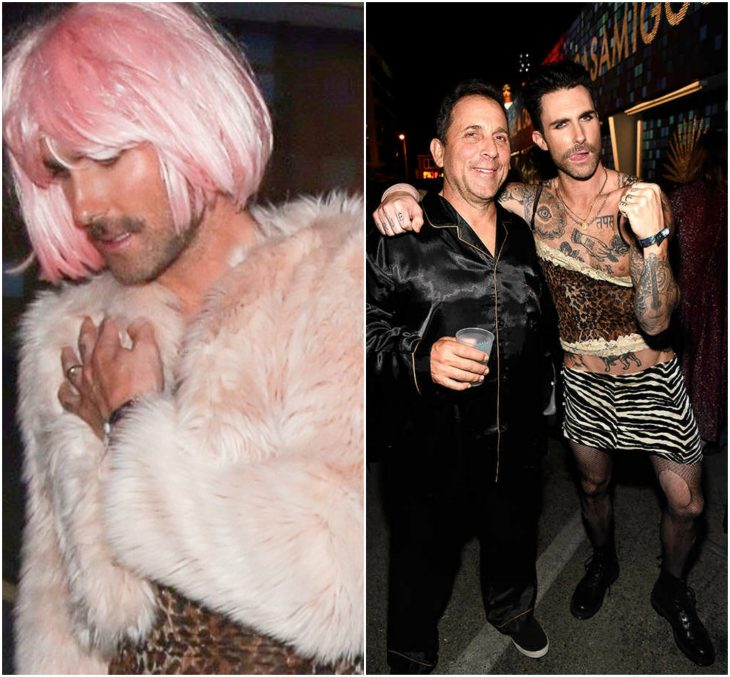 adam levine drag queen