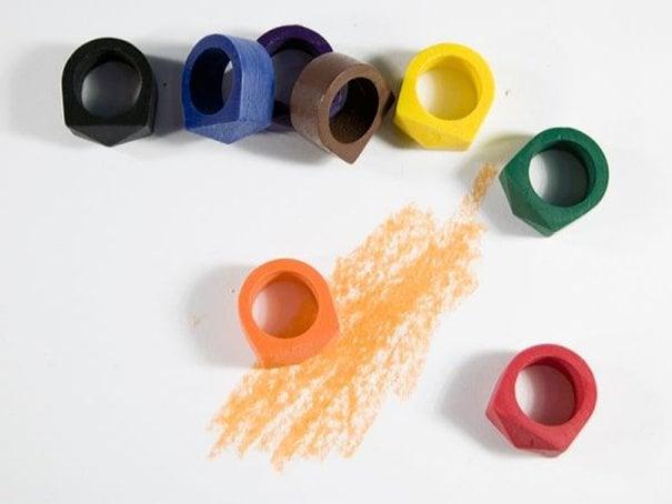 anillo colorear