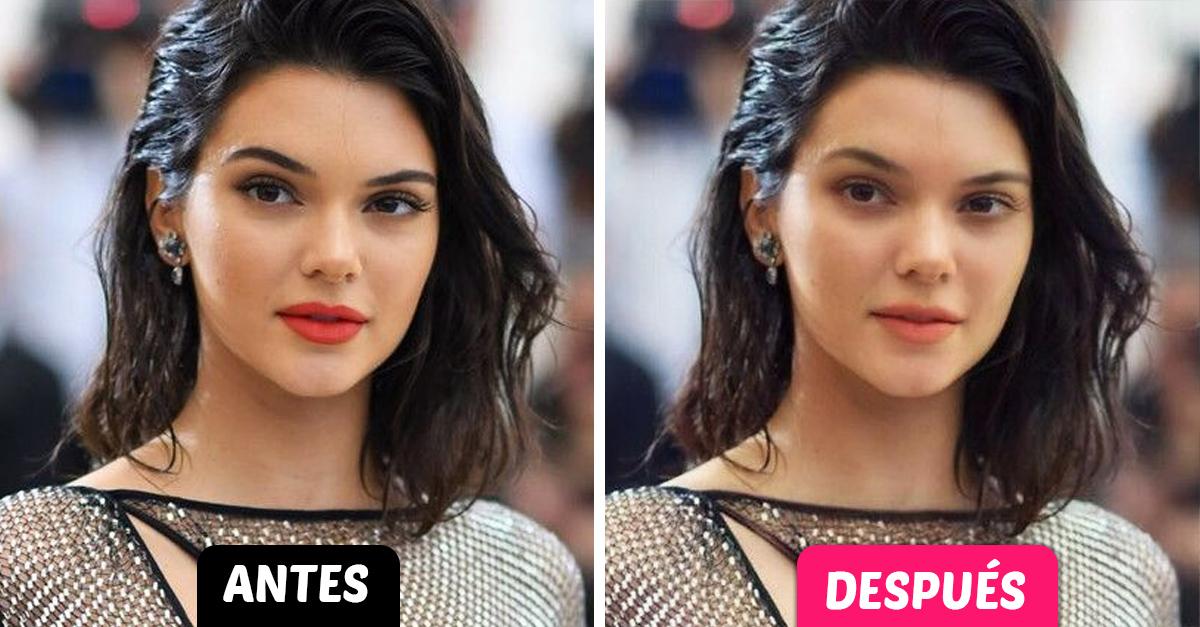 Esta App está removiendo el maquillaje de las celebridades para mostrarlas al natural; el resultado es increíble