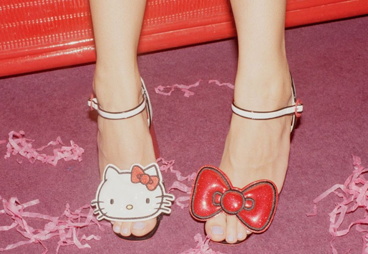 asos hello kitty collection