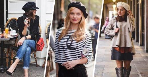 15 Claves para lucir una boina como una verdadera chica parisina