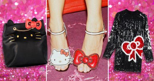 ASOS crea una hermosa colección de Hello Kitty; morirás por tenerla