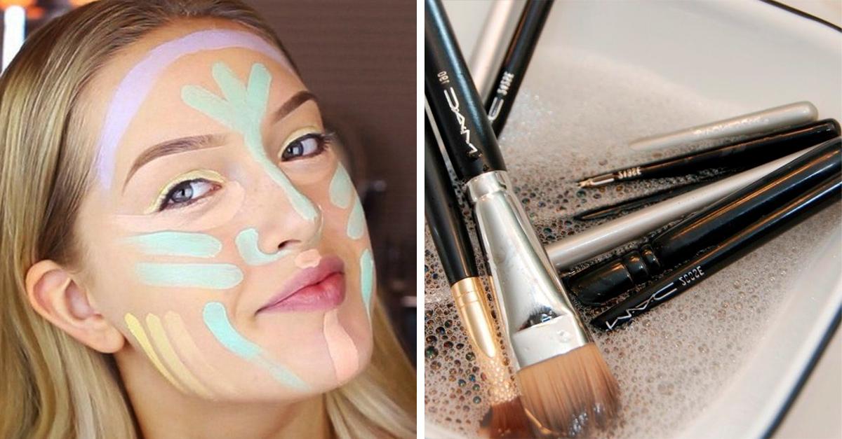 15 Tips para maquillarte y mejorar tu piel si tienes acné; es momento de acabar con las imperfecciones