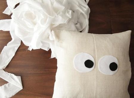 almohada fantasma