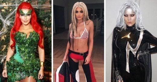 15 disfraces del clan Kardashian-Jenner que tienes que llevar en Halloween