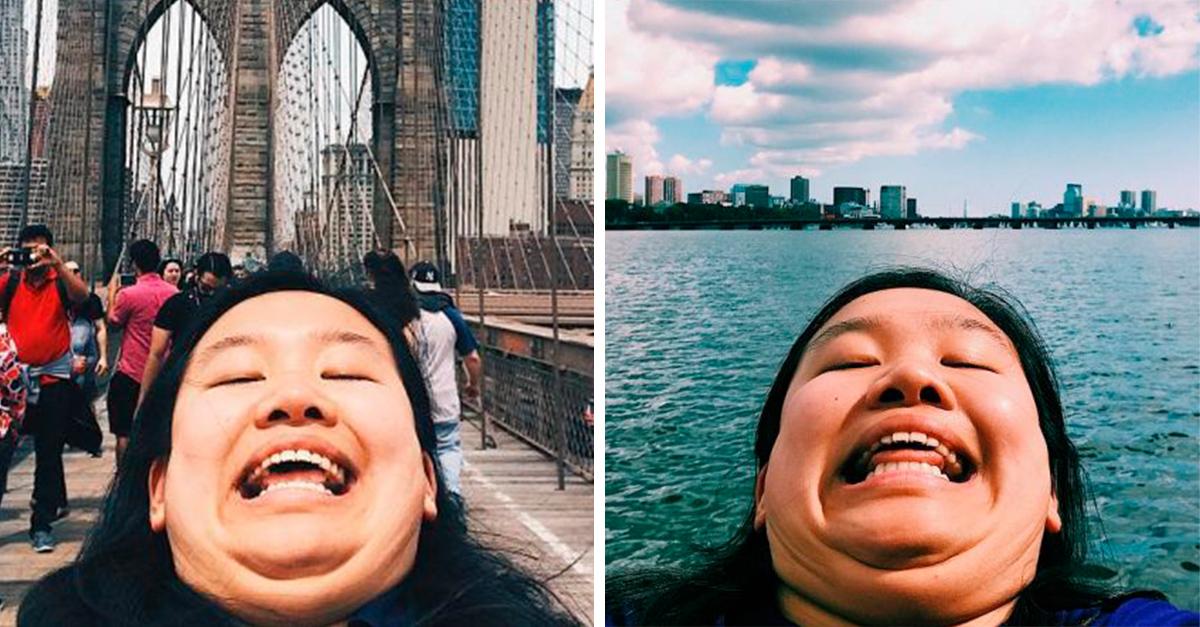 el Chinning es la nueva pose de Instagram