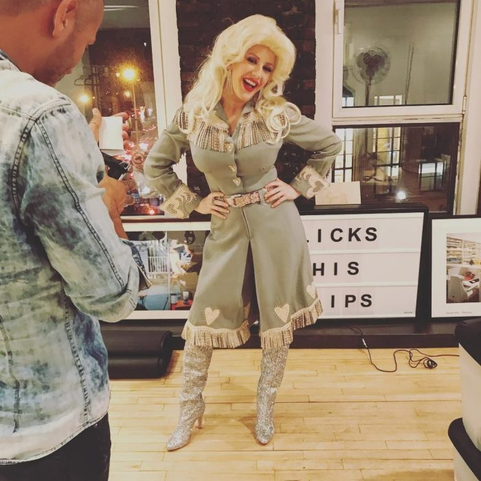 ellie gouldin de dolly parton