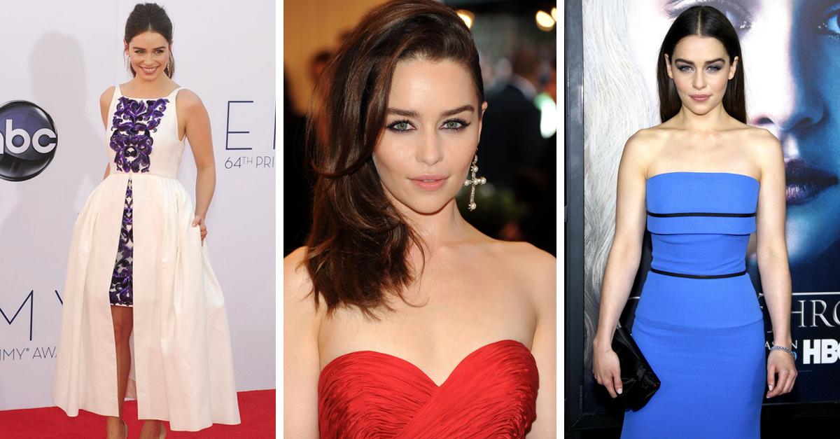 El estilo de Emilia Clarke