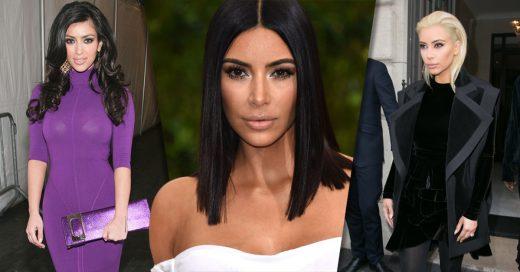 20 Looks para celebrar el cumpleaños 37 años de Kim Kardashian
