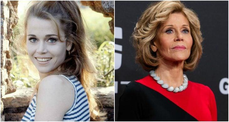 antes y después de una chica