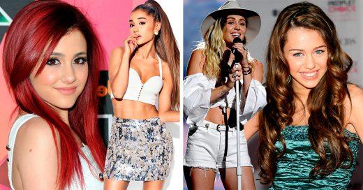 20 Divas del pop en el 2007 y cómo lucen actualmente