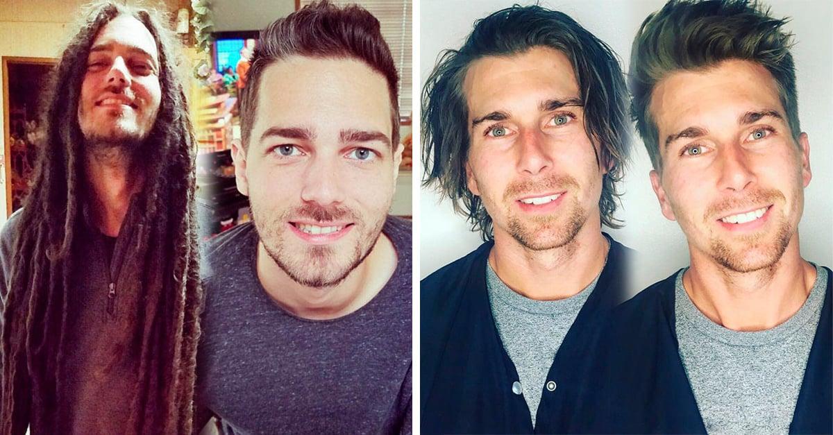 25 Hombres que se despidieron de sus largas melenas y ahora lucen increíbles