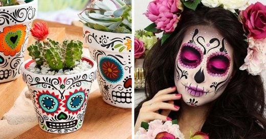20 Ideas para comenzar a preparar el Día de Muertos; festeja esta tradición mexicana