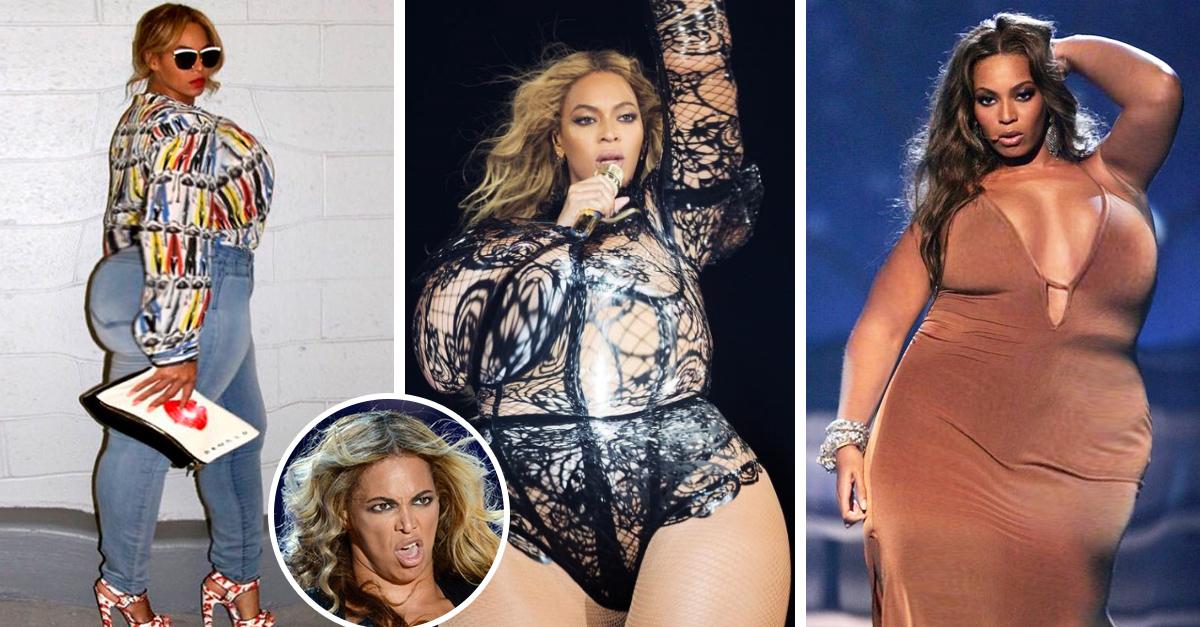 Esta cuenta de Instagram esta editando fotos de Beyoncé para hacerla ver extra plus; Internet está molesto