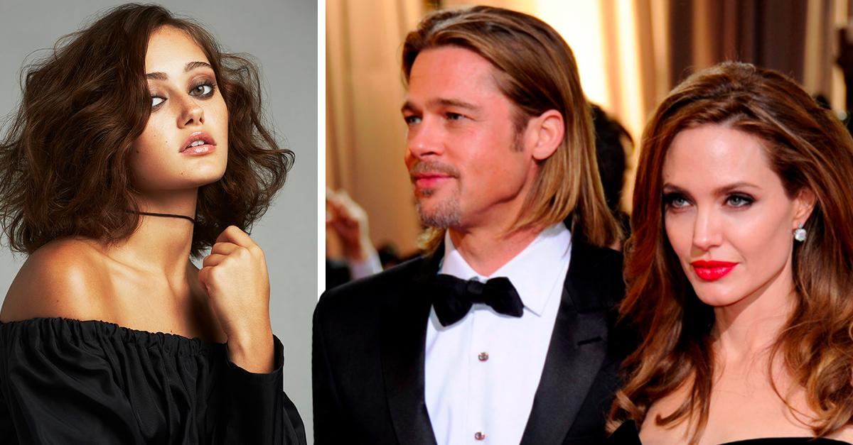 Existen rumores de un romance entre Brad Pitt y una joven actriz, esto ha molestado mucho a Angelina
