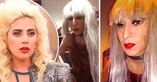 Esta estatua de Lady Gaga se ha convertido en la más aterradora de todas