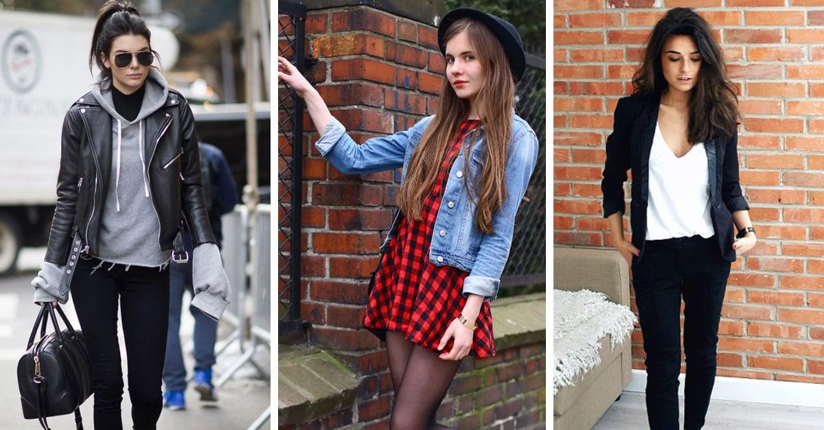 15 Estilos para no gastar en ropa combinando tu guardarropa